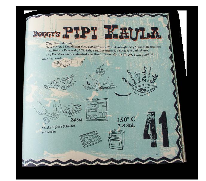 Pipi Kaula Hawaii Kochbuch