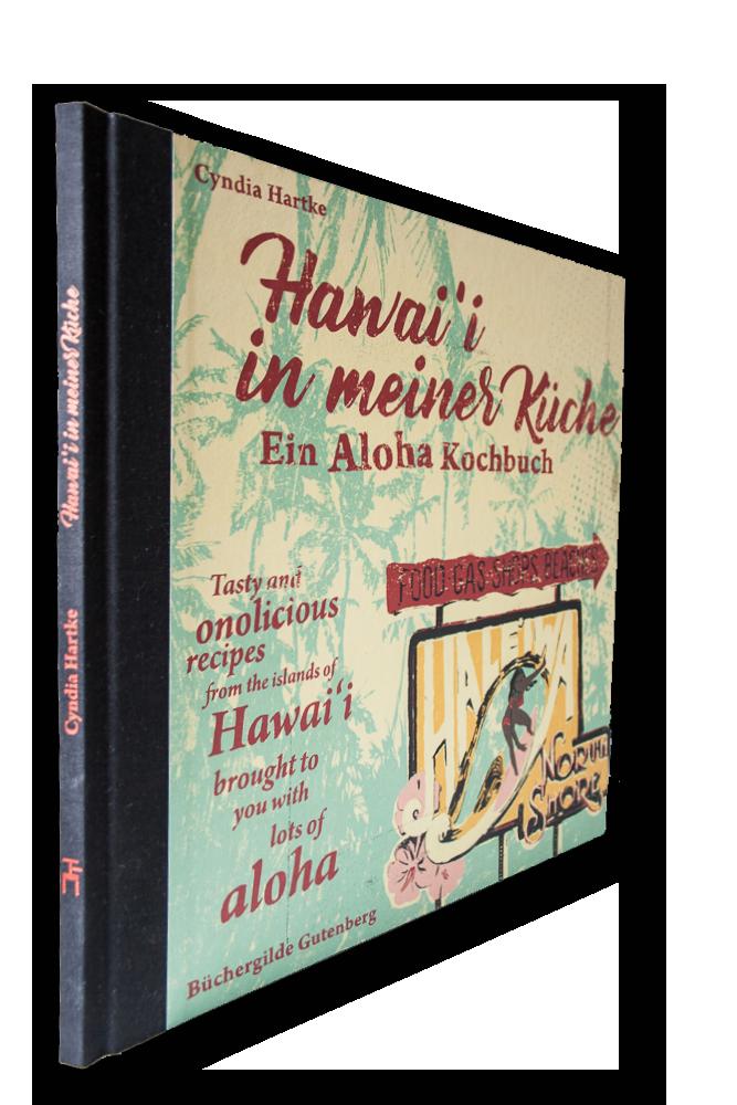 Titel Hawaii Kochbuch
