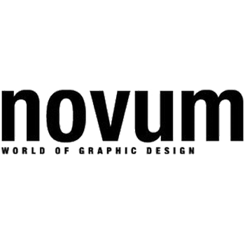 Logo novum World of Graphic Design
